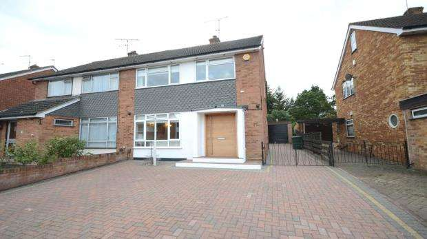 3 Bedrooms Semi Detached House for sale in Poolmans Road, Windsor, Berkshire