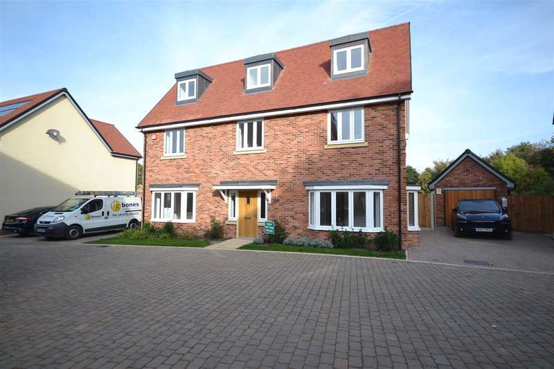 5 Bedrooms Detached House for sale in Jasmine Close, Mascalls Park, Brentwood