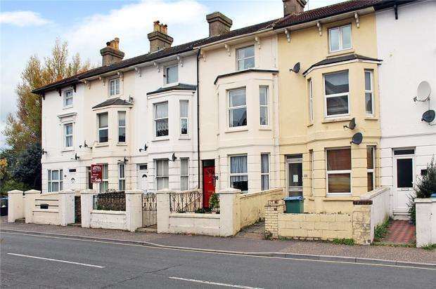 1 Bedroom Apartment Flat for sale in Arundel Road, Littlehampton, West Sussex, BN17
