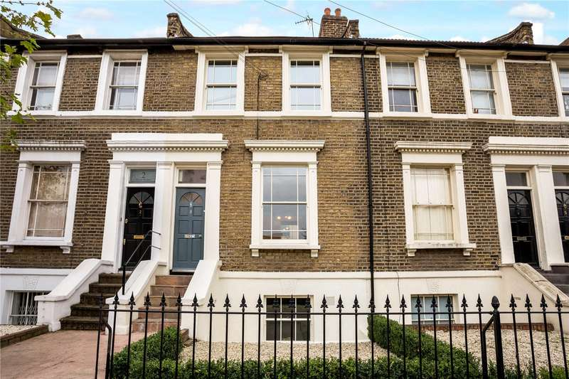 3 Bedrooms House for sale in Kitcat Terrace, London, E3