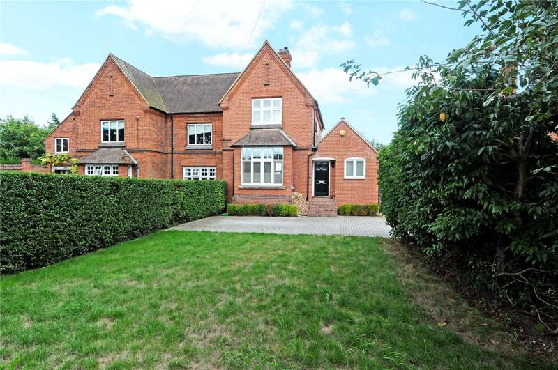 3 Bedrooms Semi Detached House for sale in Slough Road, Datchet, Berkshire, SL3