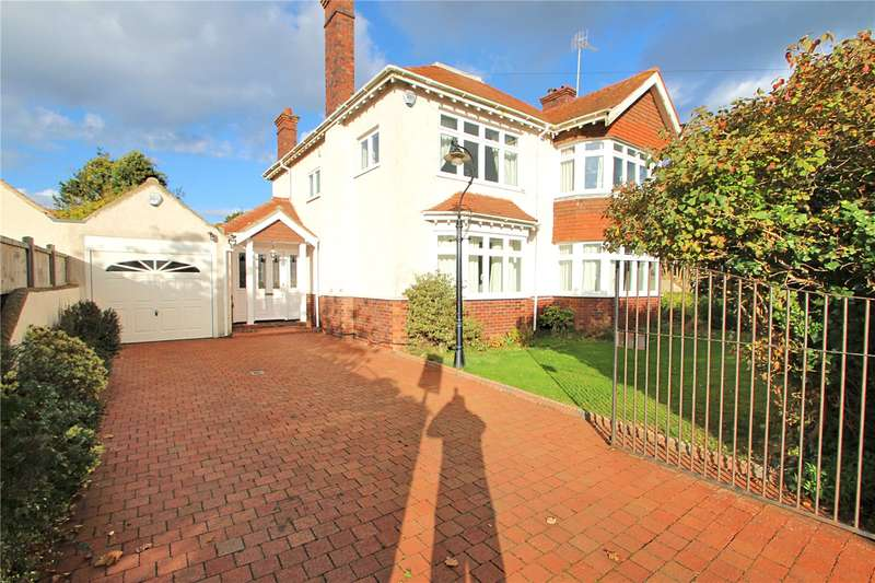 4 Bedrooms Detached House for sale in Rowlands Road, Worthing, West Sussex, BN11