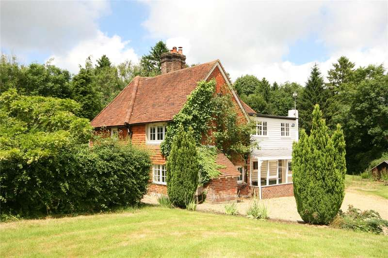 4 Bedrooms Detached House for sale in Five Ashes, Mayfield