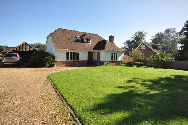 4 Bedrooms House for sale in Grange Road, St Leonards, Ringwood, BH24 2QE