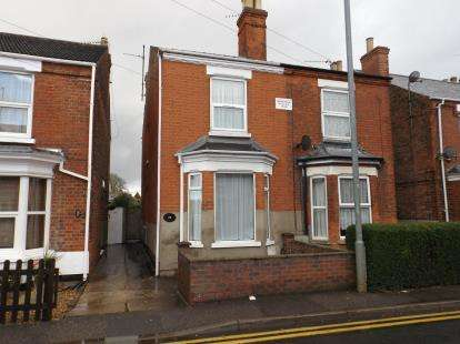3 Bedrooms Semi Detached House for sale in Robin Hoods Walk, Boston, Lincolnshire