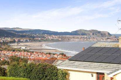 3 Bedrooms Detached House for sale in Ffordd Tirionfa, Colwyn Bay, Conwy, LL29
