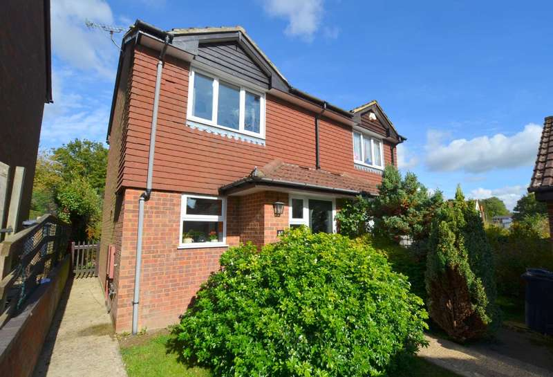 2 Bedrooms Semi Detached House for sale in Black Acre Close, Amersham HP7