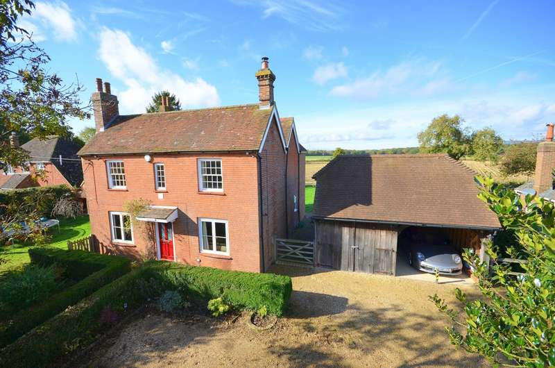 4 Bedrooms Detached House for sale in Alfold