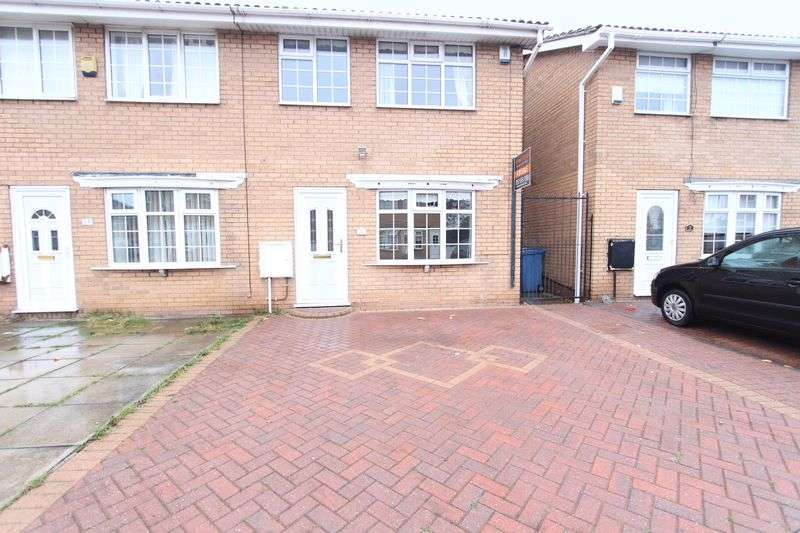 3 Bedrooms Semi Detached House for sale in Tilston Close, Liverpool