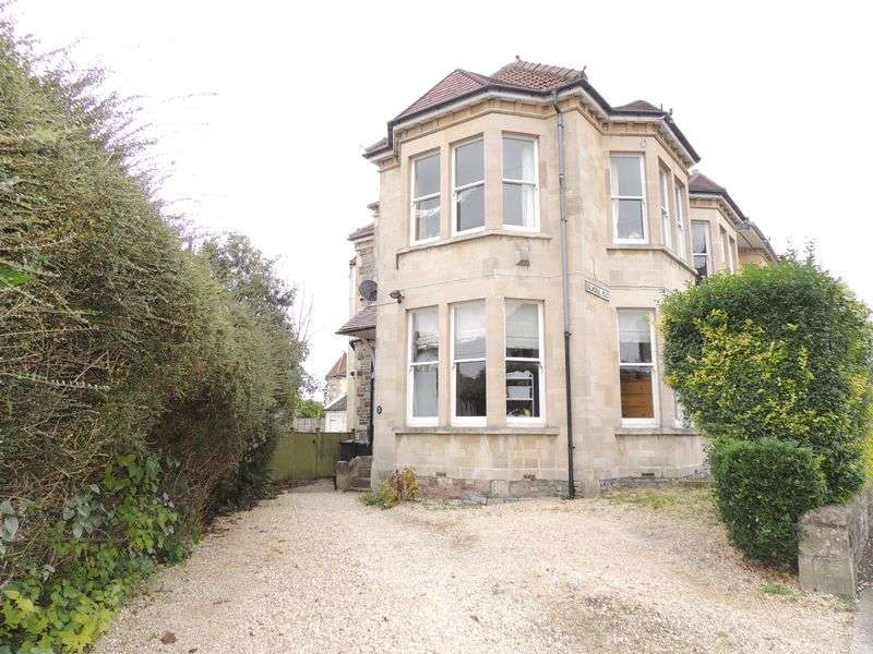 2 Bedrooms Flat for sale in Balmoral Road, St Andrews, Bristol