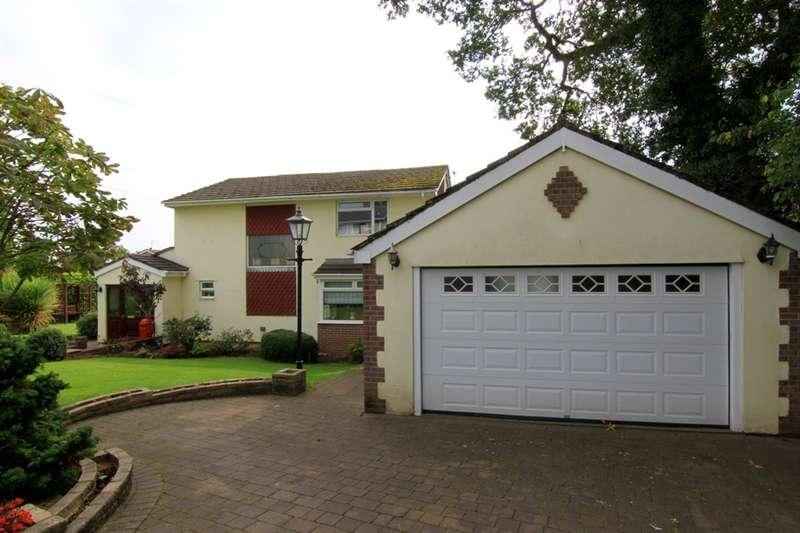 4 Bedrooms Detached House for sale in Plas Y Delyn, Lisvane