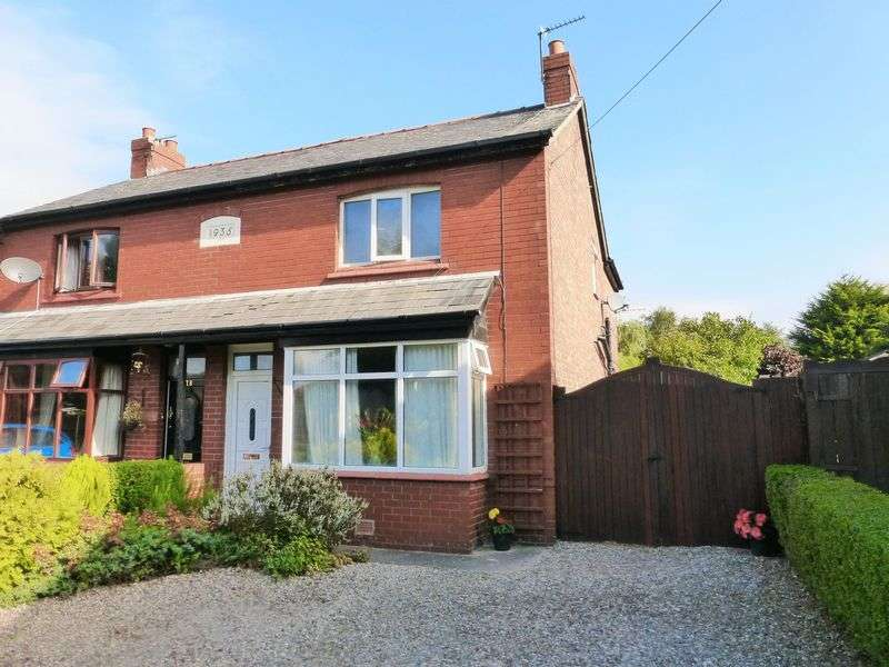 3 Bedrooms Semi Detached House for sale in Chapel Road, Hesketh Bank, Preston