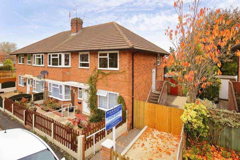 2 Bedrooms Flat for sale in Holyhead Road, Oakengates