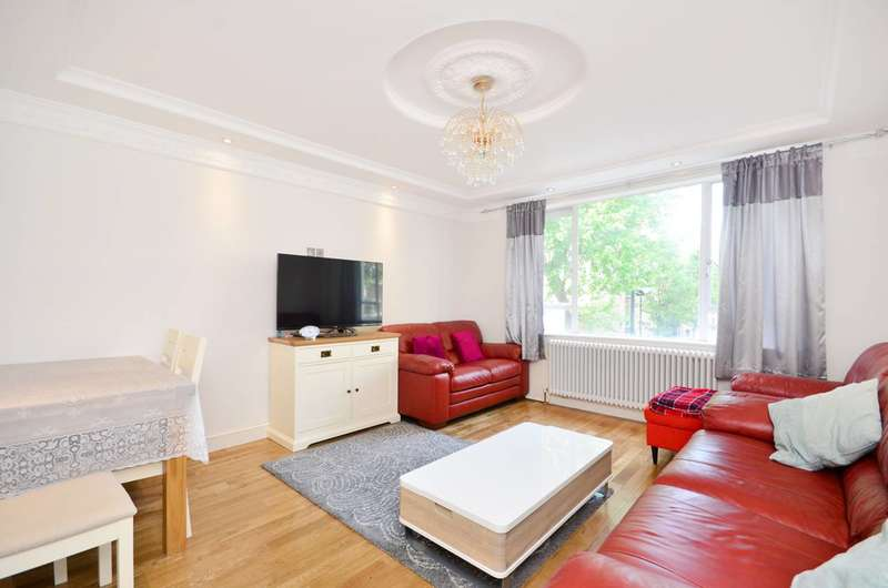 2 Bedrooms Flat for sale in Leinster Gardens, Bayswater, W2