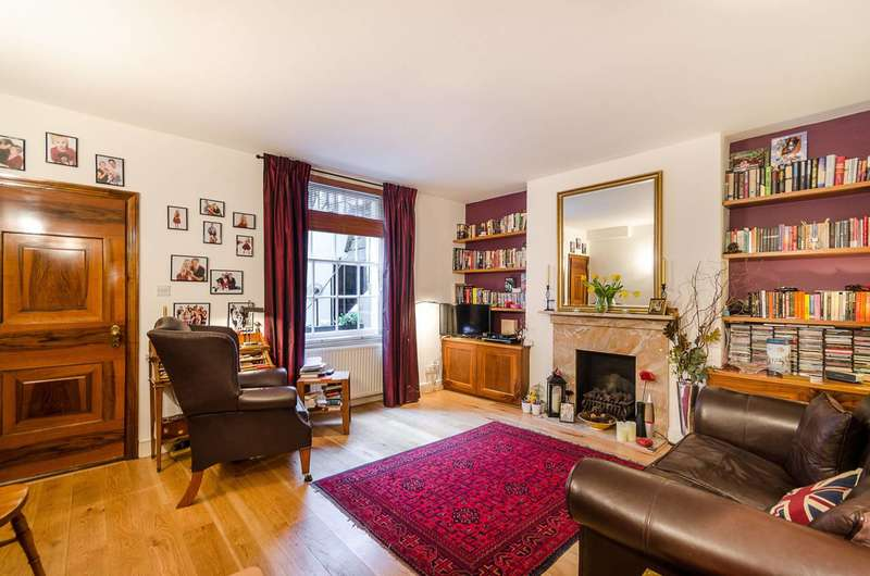 2 Bedrooms Flat for sale in Cambridge Street, Pimlico, SW1V