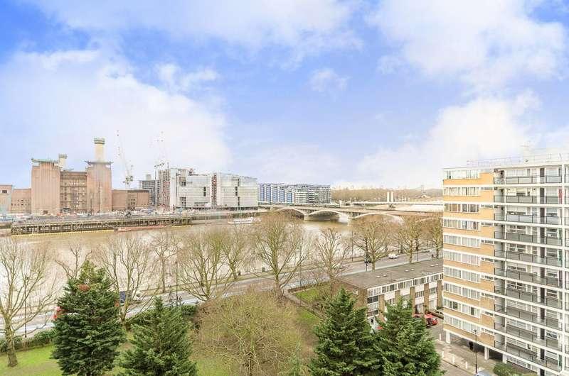 1 Bedroom Flat for sale in Churchill Gardens, Pimlico, SW1V