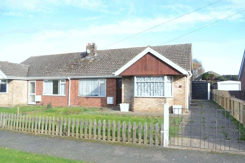 3 Bedrooms Semi Detached Bungalow for sale in Sterling Crescent, Waltham