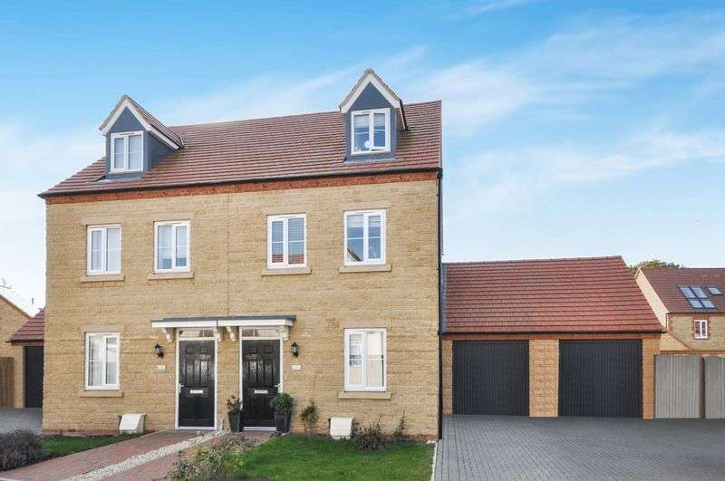 3 Bedrooms House for sale in Pontefract Road, Bicester