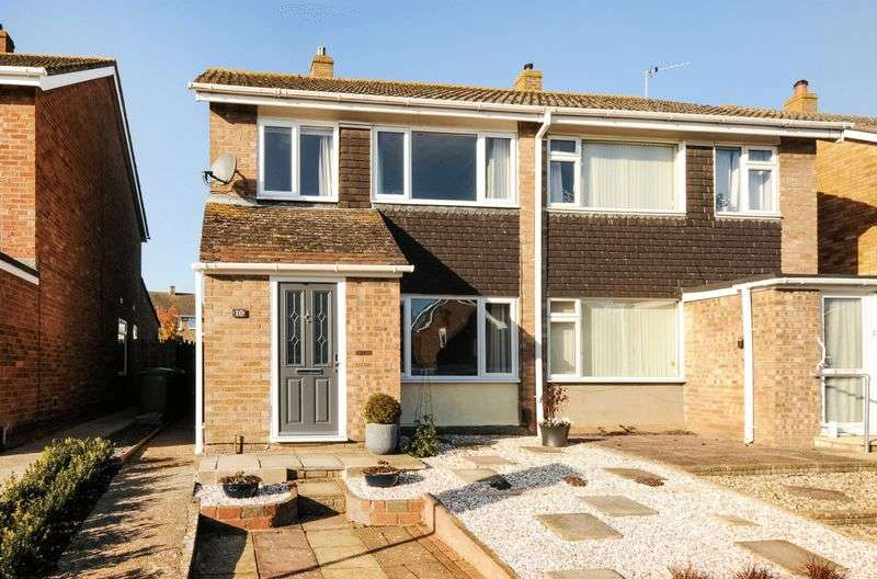 3 Bedrooms Semi Detached House for sale in Bridges Close, Abingdon