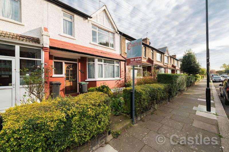 3 Bedrooms Terraced House for sale in Walpole Road N17