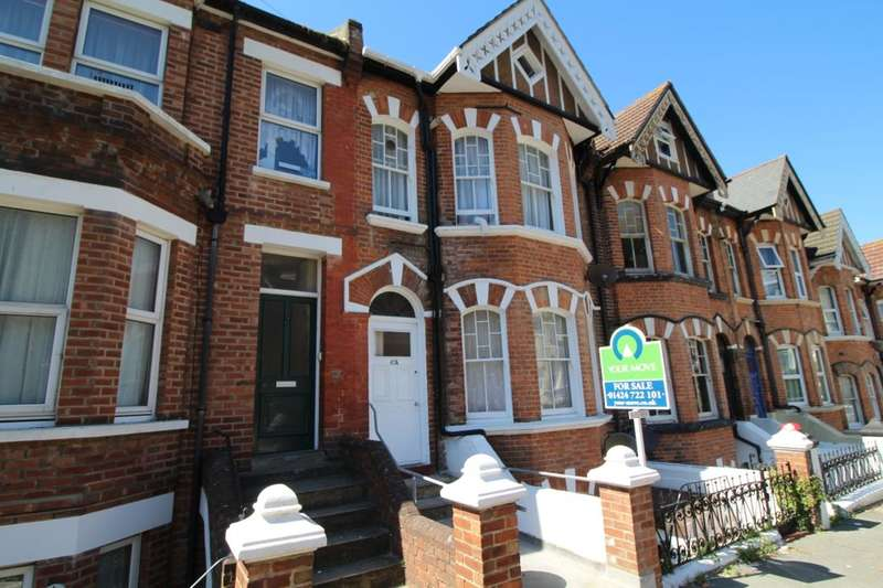2 Bedrooms Flat for sale in Milward Road, Hastings, TN34
