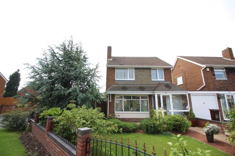 3 Bedrooms Detached House for sale in Broad Lane North, Willenhall, WV12