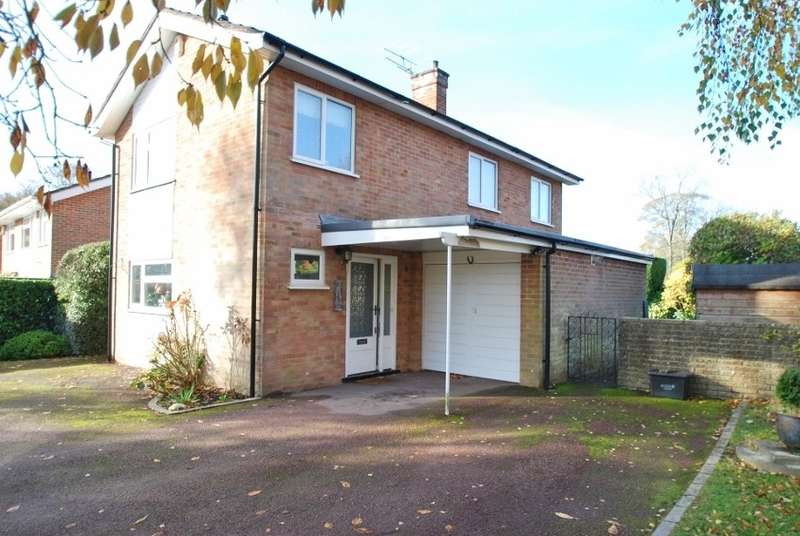 3 Bedrooms Detached House for sale in Windmill Wood, Amersham, HP6