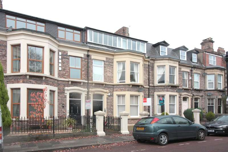 1 Bedroom Apartment Flat for sale in Eskdale Terrace, Jesmond, Newcastle Upon Tyne