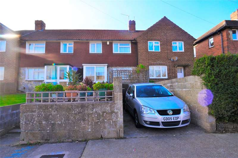 3 Bedrooms Terraced House for sale in Lancelot Avenue, Rochester, Kent, ME2
