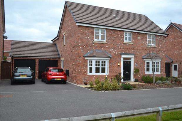 4 Bedrooms Detached House for sale in Williamsbridge Road, Bannerbrook Park, Coventry, West Midlands