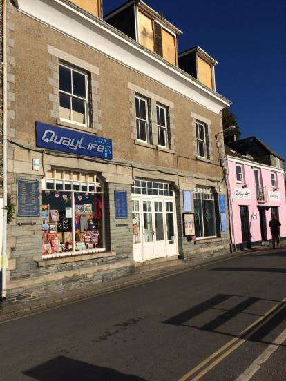 Retail Property (high Street) Commercial for sale in Padstow, Cornwall