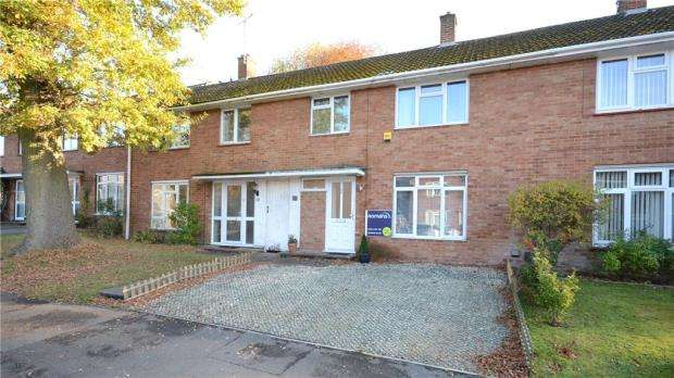 3 Bedrooms Terraced House for sale in Harcourt Road, Bracknell, Berkshire