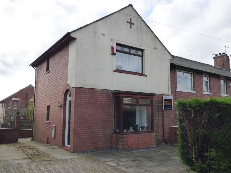 2 Bedrooms Property for sale in Broadstone Avenue, Moorside, Oldham, OL4