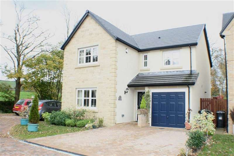 4 Bedrooms Detached House for sale in Dutton Drive, Moor Park, Lancaster