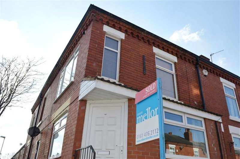 1 Bedroom Property for sale in Chatham Street, Edgeley, Stockport
