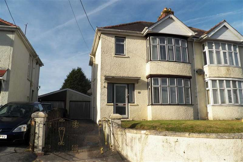 3 Bedrooms Semi Detached House for sale in Heol Salem, Johnstown