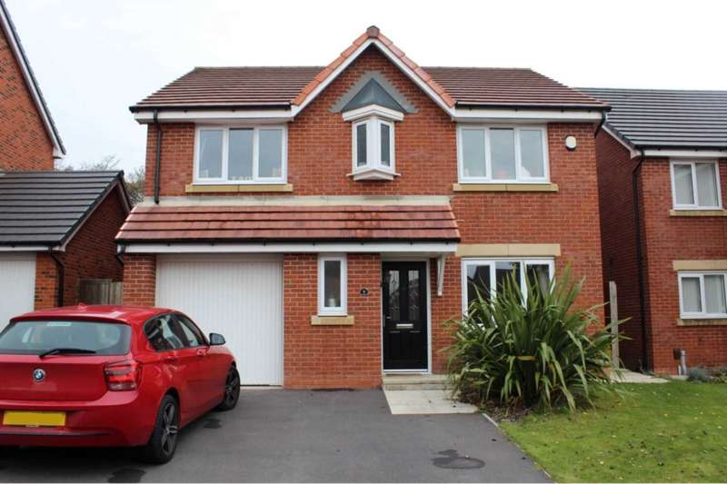 4 Bedrooms Detached House for sale in Salisbury Avenue, Heaton