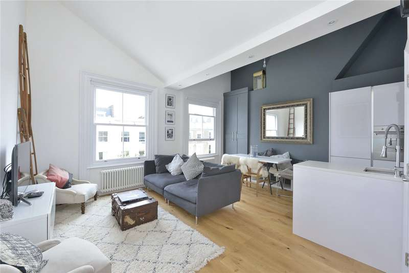 2 Bedrooms Flat for sale in Edbrooke Road, London, W9