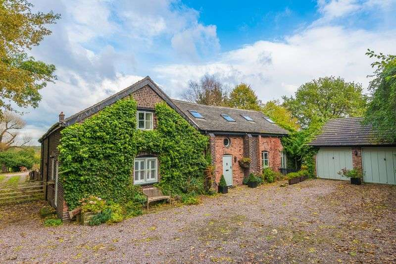 4 Bedrooms Detached House for sale in Stockport Road, Warrington