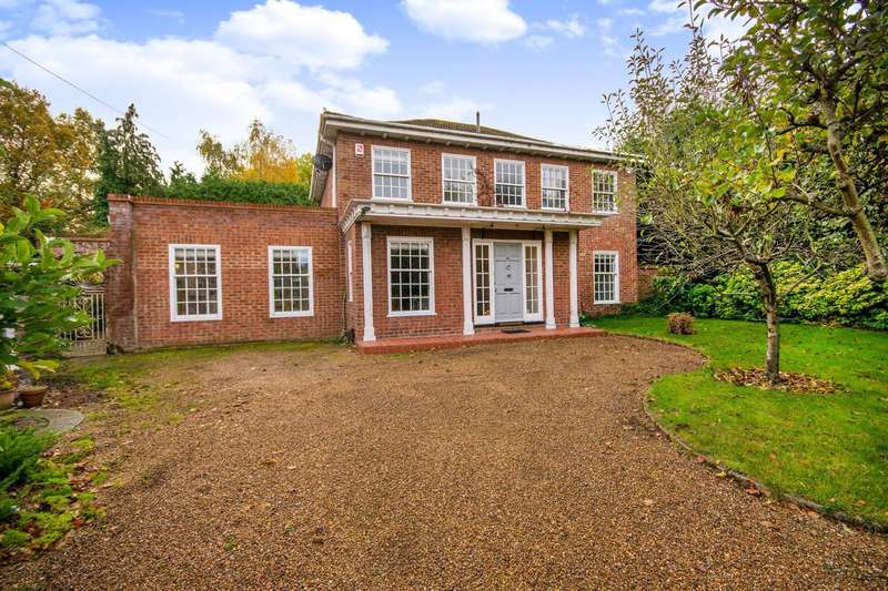 4 Bedrooms House for sale in Shirley Church Road, Shirley, CR0