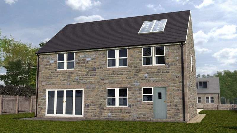 3 Bedrooms Detached House for sale in Woodlands View, Morpeth