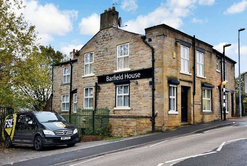 Property for sale in Barfield House, Batley