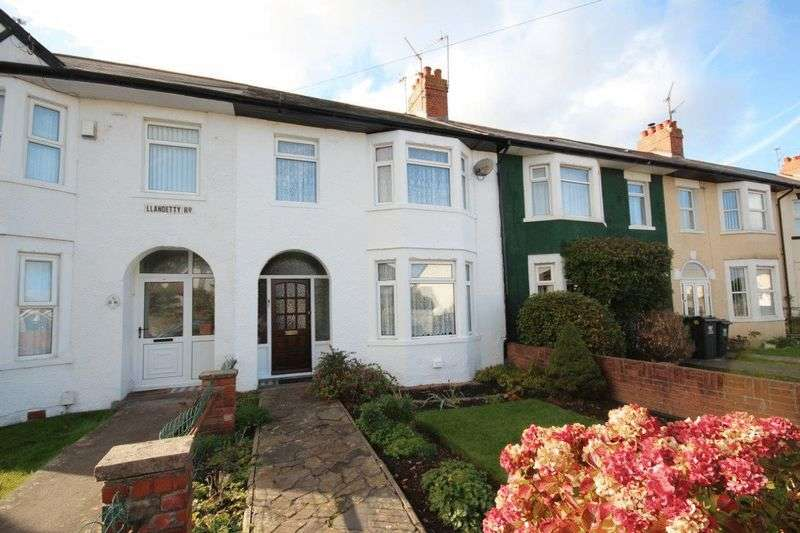 3 Bedrooms Semi Detached House for sale in Llandetty Road, Fairwater