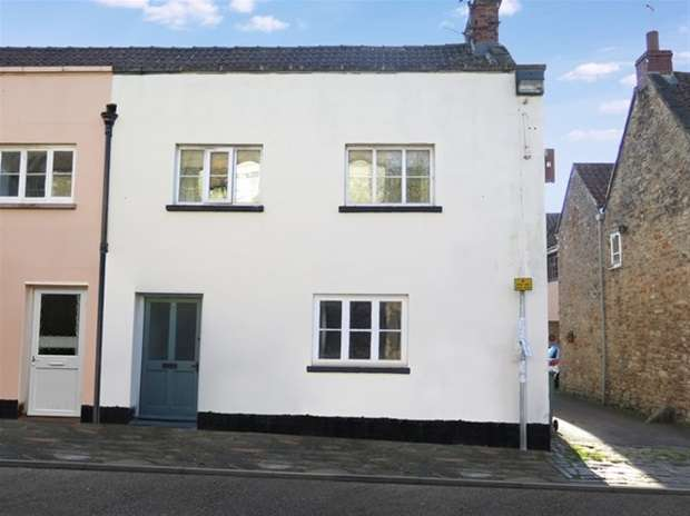 2 Bedrooms Terraced House for sale in St Thomas Street, Wells