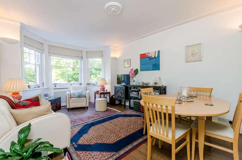 3 Bedrooms Flat for sale in Queens Club Gardens, West Kensington, W14