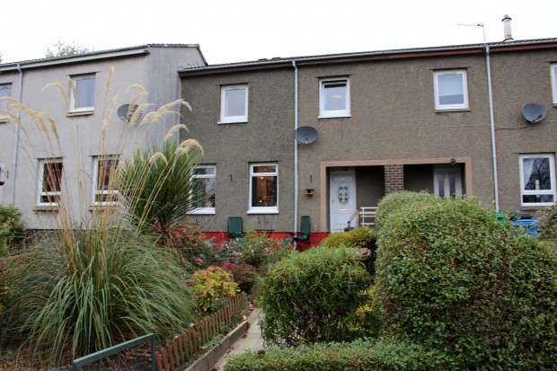 3 Bedrooms Terraced House for sale in Woodmill Crescent, Dunfermline, KY11