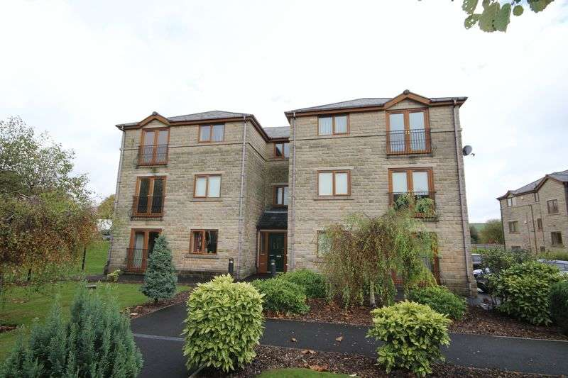 2 Bedrooms Flat for sale in HARBOUR LANE, Milnrow, Rochdale OL16 4AJ
