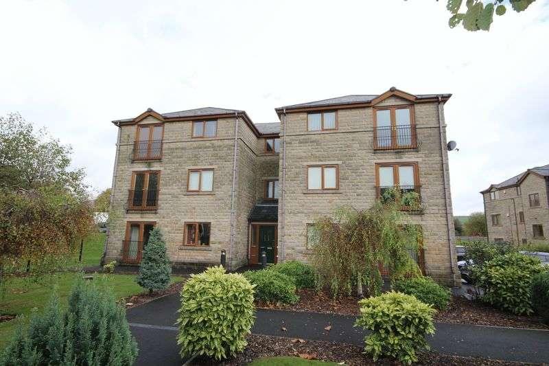 2 Bedrooms Flat for sale in HARBOUR LANE, Milnrow, Rochdale OL16 4AJ