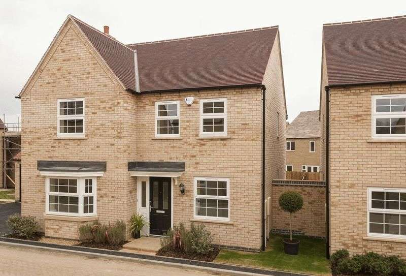 4 Bedrooms Detached House for sale in HOLDEN - Kings Court, North Hykeham
