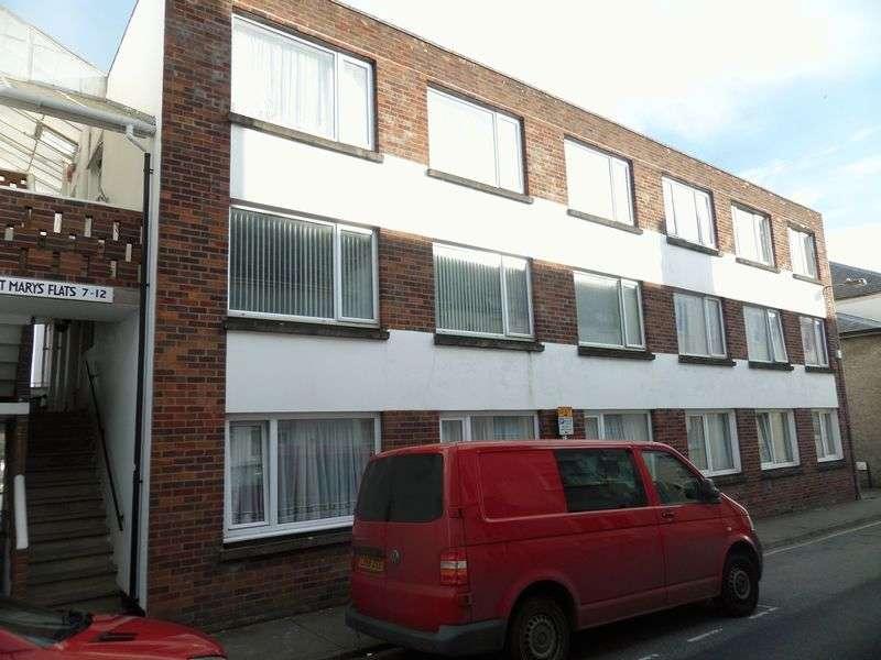 1 Bedroom Flat for sale in Buttgarden Street, Bideford